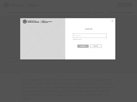 scoap-member-log-in-mortal-popup-window-wireframe