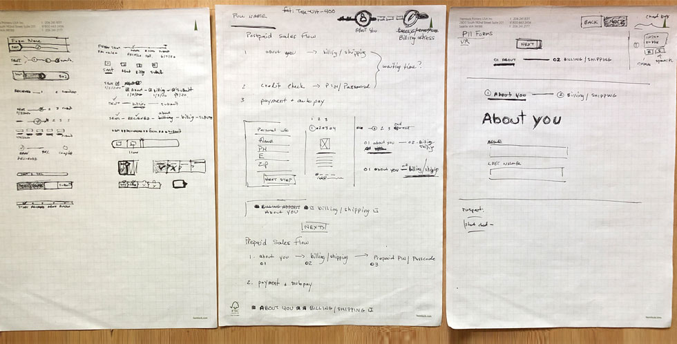 t-mobile-wireframe-sketches